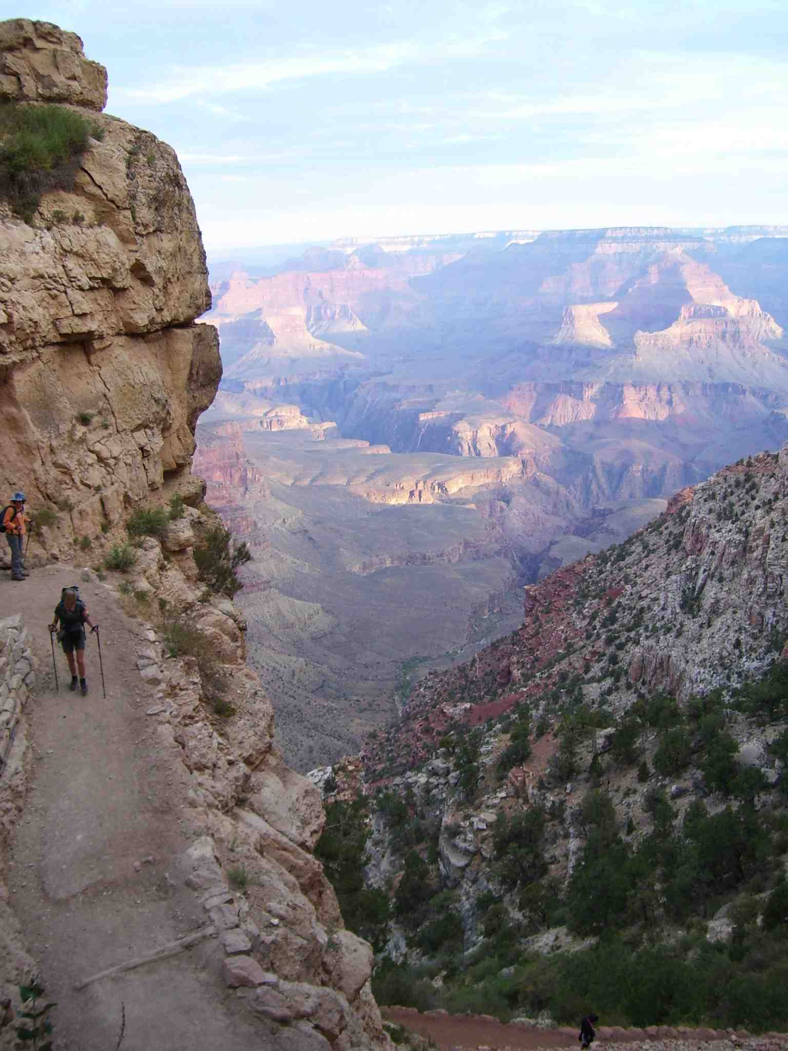 Preparing For The Grand Canyon