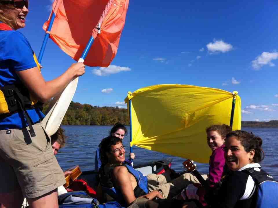 Wild River Academy High School Expedition
