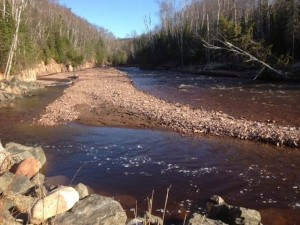 picture of Devil Track River taken on 05-16-2013