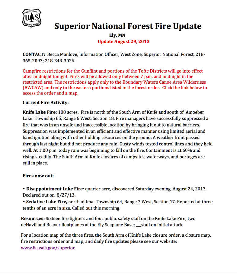 SNF-Fire-Update-8-29-13-1