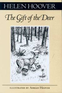 """Picture of the cover of the book """"The Gift of the Deer"""" by Helen Hoover"""