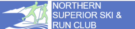 Logo for the Northern Superior Ski and Run Club