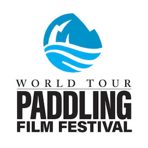 World Tour Paddling Film Festival logo