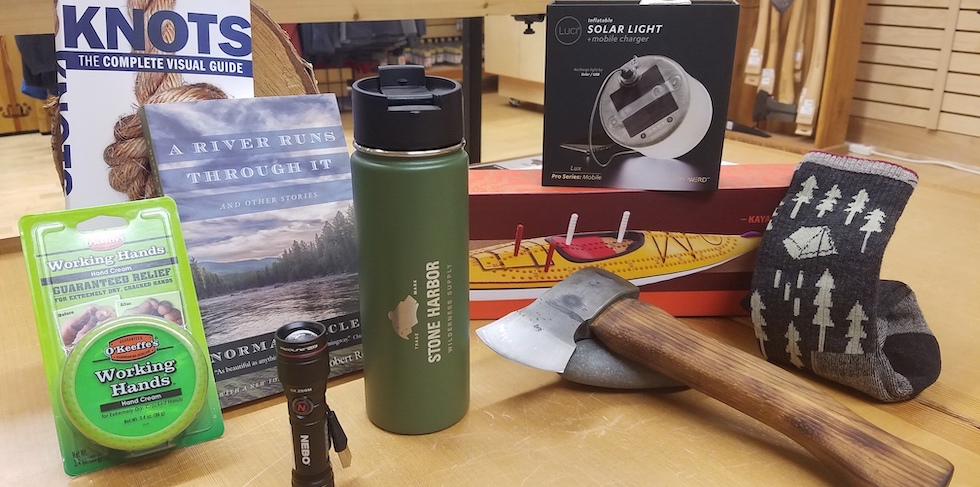 Picture of the gifts that Beth suggests for Father's Day